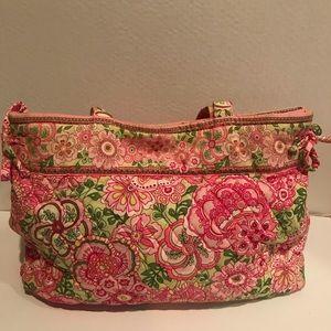 Petal pink purse